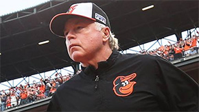 Century's Showalter Celebrates 400th Win With The Orioles