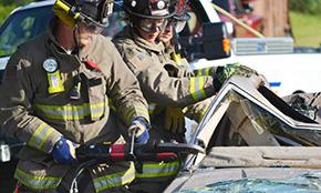 Molino Volunteer Fire Open House Today