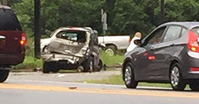 Cantonment Woman Dies Week After Pine Forest Road Crash
