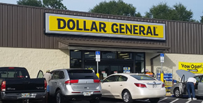 New Dollar General Open In Cantonment
