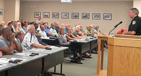 About 125 Attend Sheriff's Church Safety And Security Workshop