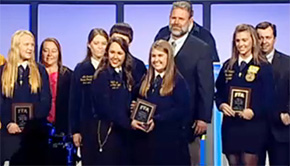 Northview's FFA Named One Of Florida's Finest; Places Second In Advocacy Program