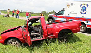 Alabama Man Seriously Injured In Walnut Hill Crash