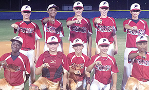 Storm 12U Team Wins Global World Series