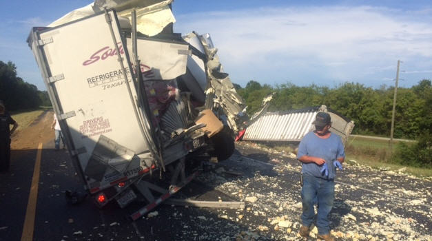 ECUA Driver Killed On The Job In I-65 Wreck : NorthEscambia com