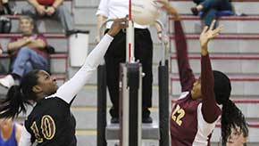 Volleyball: Baker Defeats Northview