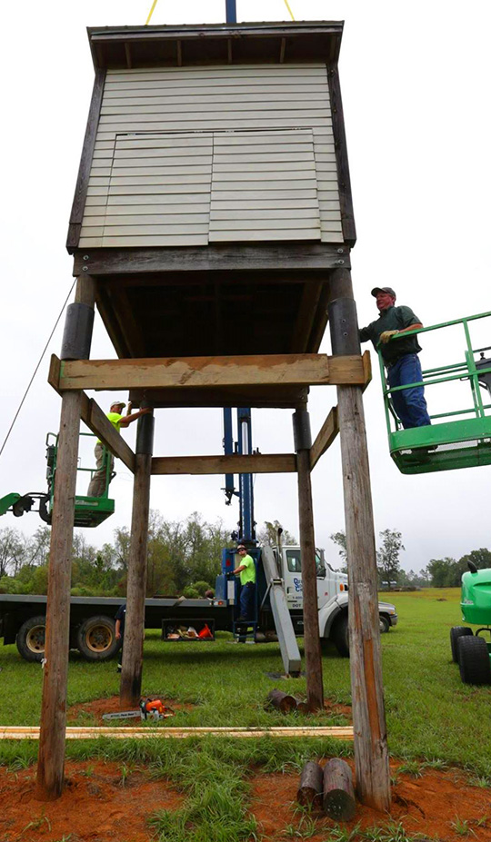 Bat House: Space For 50,000 New Residents In Molino : NorthEscambia com
