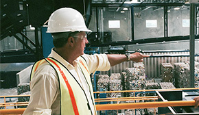 Alabama Recycling Facility Shuts Down, ECUA Searching For Solution