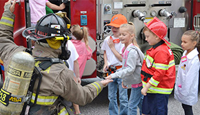 Molino Park Community Helpers Day (With Photo Gallery)