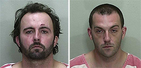 Brothers Arrested For Weekend Motel Murder