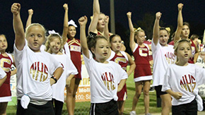 Northview Mini Cheerleader Camp Begins Monday