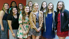 Northview Honors Top Volleyball Players