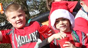 Molino Christmas Parade Is Saturday; Still Time To Enter