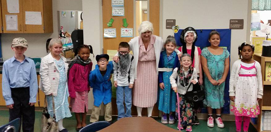 Image result for 100th day of school 100 year olds