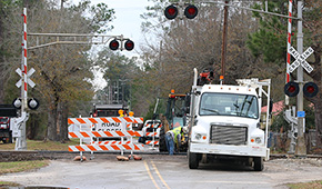 Over A Dozen Railroad Crossings To Close For Repair