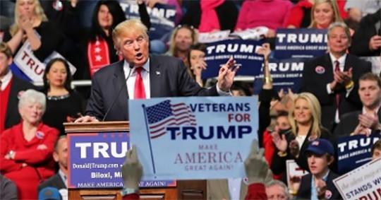 Trump Campaigns Next Week In Pensacola : NorthEscambia.com