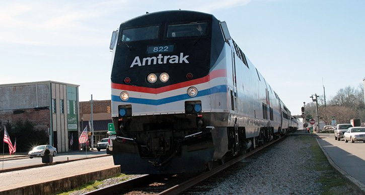 Amtrak Train Rolls Into Atmore (With Photo Gallery ...
