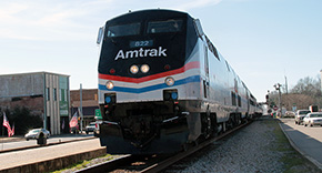 Congressional Group Recommends Restoration Of Gulf Coast Amtrak Service