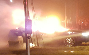 Woman Charged In Fiery DUI Crash