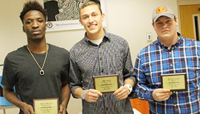 Northview Chiefs Honor Football Best During Banquet