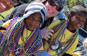 A Very Special Mardi Gras Parade (With Photo Gallery)