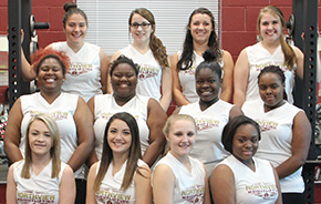Northview Girls Weightlifting Team Presents Season Awards