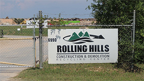 County Monitoring Rolling Hills Landfill After Fire