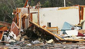 Volunteers Returning To Rebuild Tornado Damaged Homes In Century Area
