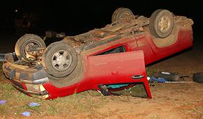 Atmore Police Detail High Speed Chase That Ended With Wreck On Bratt Dirt Road