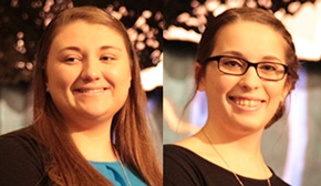 Olivia Britt, Bethany Reynolds Named EREC Scholarship Winners