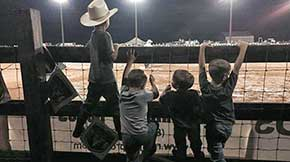 Jay Pro Rodeo Friday And Saturday Nights