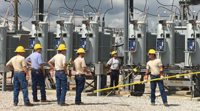 Repairs Completed To Jay Power Substation After Major Fire