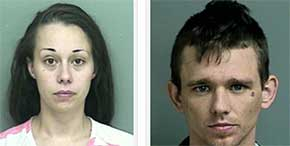 Couple Arrested For Multi-State Crime Spree