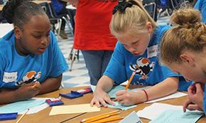Hundreds Of Elementary Students Shine At Sunshine Math Competition