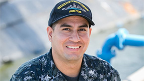 Escambia Native Serving Aboard Nuclear Powered Submarine