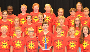 Sunshine Math Results; Bratt's Van Pelt Takes First