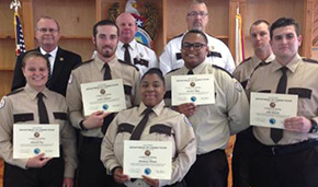 New Century Correctional Institution Officer Recruits Graduate