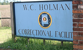 Holman Prison On Lockdown; Inmate Workers On Strike