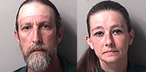Cantonment Couple Charged In 'Heart-Wrenching' Child Abuse Case