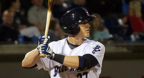 Dixon Smashes Two Homers In Wahoos Win