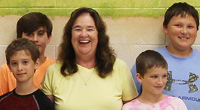 Molino Park Principal Woodward Retires After 30 Years  (With Gallery)