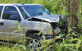 Two Molino Residents Injured In Cantonment Crash