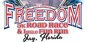 Join The Celebrate Freedom 5K And One Mile Fun Run In Jay