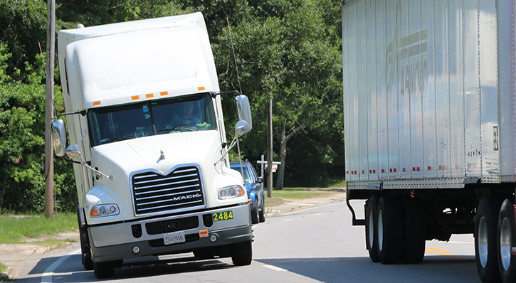 FDOT Engineer Plots Action Plan To Remedy Hwy 29 Truck