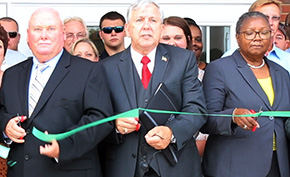 Flomaton Opens New Municipal Complex (With Gallery)
