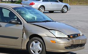 Three Children Injured In North Century Boulevard Wreck