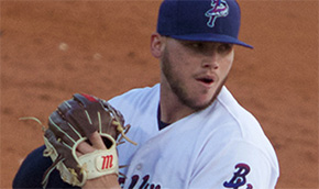 Blue Wahoos Lose To Lookouts
