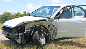 No Injuries In Hwy 97 Crash