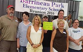 Barrineau Park Elementary School Reunion Held