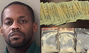 Inmate Busted For Selling Cocaine While On Work Release